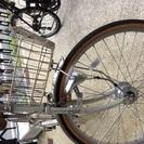24インチ変速6段、子供用自転車譲ります!