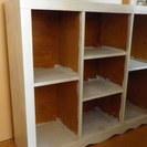ハンドメイド棚 使い方いろいろ 本棚 おもちゃ