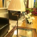 アンティーク卓上ランプ