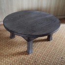 折り畳み丸テーブル