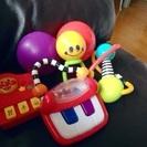 ベビー用おもちゃセット