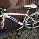 クロスバイク・ホワイト