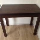 IKEA製伸長式テーブル