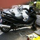 マジェスティー125cc 黒