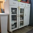 食器棚 可動式