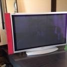 売約済み 42型液晶テレビとHDD...