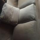 【取引中】IKEA 3人掛けソファ