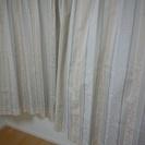 【新品同様】カーテン 遮光2級 100巾x135丈 2セット