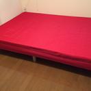ベッド0円であげます。