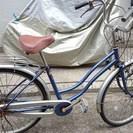 終了★ママチャリ 自転車 丸石製 ...