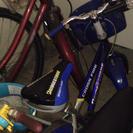 自転車・男の子