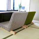 FLANNEL SOFA PENTA 2脚 美品です - 名古屋市
