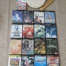PS2のソフト17本セット(取扱説明書・攻略本付) タタコンつき