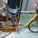 商談中です!子供のせ自転車