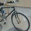 自転車26インチ6ギア付き