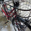 26インチ自転車 新品に近い品。ほ...
