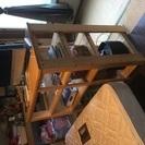 作業台、棚 差し上げます