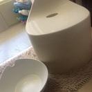 お風呂用 イス、洗面器