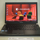 東芝 dynabook R731/B/Core i5/4GB/SS...