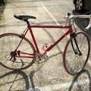 イタリア製 ビアンキ Bianchi 赤