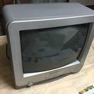 14インチ ブラウン管テレビ SHARP