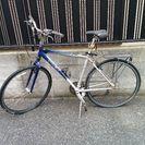 自転車 クロスバイク 売ります!
