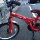 JEEPの子供用自転車18インチ