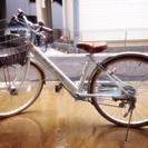 <商談中>超美品◇24インチ子ども自転車