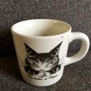 猫ダヤンのマグカップ ワチフィールド