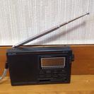 短波も聴けるラジオ