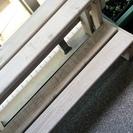 <終了>【フラワースタンド】プランター台/花台棚板セット2段