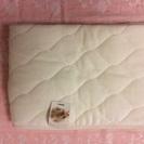 【新品】京都西川 敷きパット 新疆綿 シングルサイズ