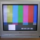 SHARP 21型ブラウン管テレビ