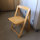 無料 折畳み椅子