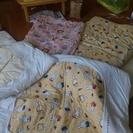 【引き渡し終了しました。ありがとうございました。】子供用寝具(マッ...