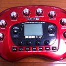 LINE6 POD X3 ポッド ギターアンプシミュレーター マル...