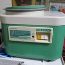 東芝餅つき器 もちっ子 AFC161 緑