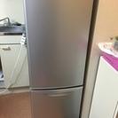 National ノンフロン冷蔵庫 165L 2ドア(2007年製)