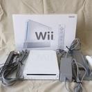 【値下げ】美品!☆任天堂Wii本体(白)+Wii Fit Plus...