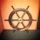 (早い者勝ち)船舶のハンドル