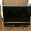 SHARP 液晶カラーテレビ 2006年製