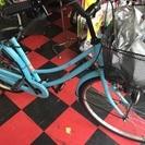 値下げしました!!おしゃれな自転車...