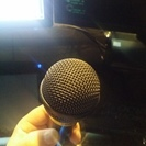 audio-technica ダイナミック型ボーカルマイクロホン AT-VD4 - パソコン