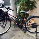 問合せ多数の為一旦中止★ジュニア自転車(マウンテンバイク風)24i...