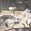 自転車 6段ギア