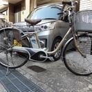 【中古】電動アシスト自転車 Panasonic Vivi DX ベ...