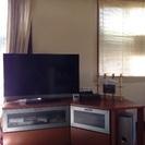 テレビボードセット