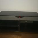 2.1chウーハー付きテレビボード。
