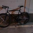 ピストバイク 自転車(フリーギア、...