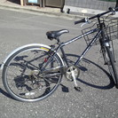 クロスバイク ATHLETIC WORKS 700×32C